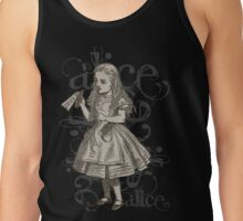 Alice In Wonderland Alice Grunge T-Shirt