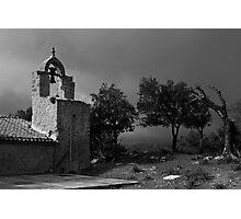 Mountain Chapel Photographic Print