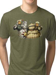 PRAISE THE BROTHERHOOD Tri-blend T-Shirt