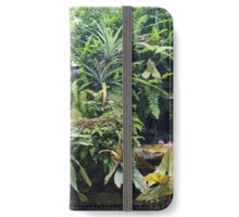 Statue Belle Isle Conservatory iPhone Wallet/Case/Skin