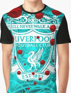 Tribute to Liverpool 4 Graphic T-Shirt