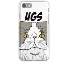 Ugs Cartoon iPhone Case/Skin
