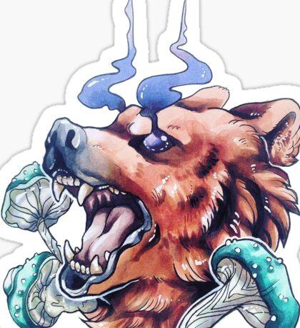 Forest Spirit Sticker