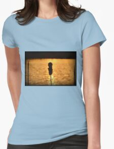 Soft Glow Womens Fitted T-Shirt