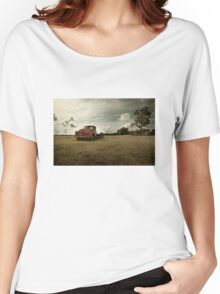Abandoned 1950's Dodge Truck Women's Relaxed Fit T-Shirt