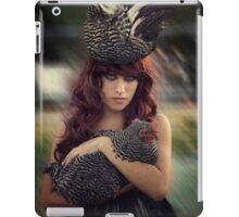 A Feathered Friend iPad Case/Skin