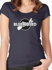 Bluenosed Logo Women's Fitted Scoop T-Shirt
