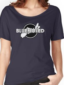 Bluenosed Logo Women's Relaxed Fit T-Shirt