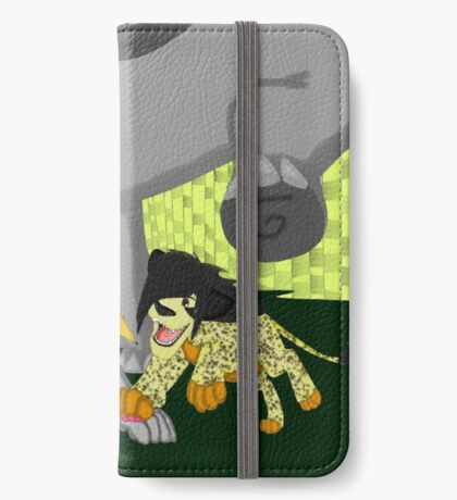 Trae and Sandi 2 iPhone Wallet/Case/Skin