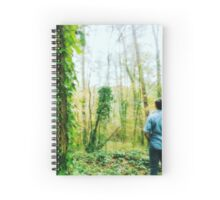 Fairy Forest (ft. me) Spiral Notebook