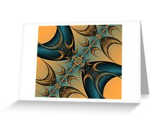 Boomerang Thorns Greeting Card