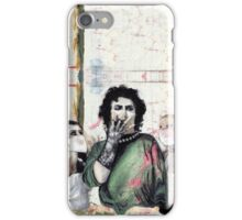 Untitled V iPhone Case/Skin