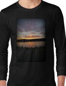 Island Pillar Long Sleeve T-Shirt