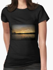 Soft Sun Womens Fitted T-Shirt