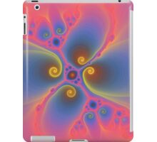 Flamingos Bow iPad Case/Skin