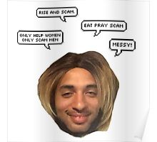 Joanne The Scammer Poster
