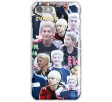 KUHN UP10TION SPAM iPhone Case/Skin