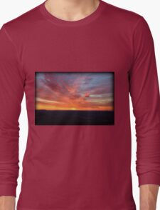 Cotton Candied Long Sleeve T-Shirt
