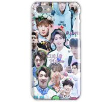 SUNYOUL UP10TION SPAM iPhone Case/Skin