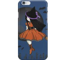 Witch (Basic design) iPhone Case/Skin