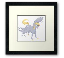Derpy Hooves (My Little Pony) Framed Print