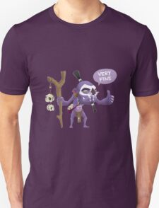 Witch Doctor! Unisex T-Shirt