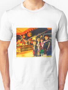 NYE - a time to celebrate - Yamba NSW Australia Unisex T-Shirt