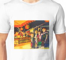 NYE - a time to celebrate - Yamba NSW Australia Unisex T-Shirt