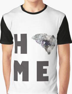 """SOUTH CAROLINA - """"HOME"""" Graphic T-Shirt"""