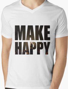 Bo Burnham: Make Happy Mens V-Neck T-Shirt
