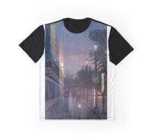 Walking Down Hindley Street Graphic T-Shirt