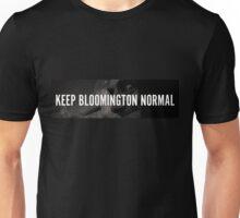 Keep Bloomington Normal Unisex T-Shirt