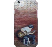 Bricks and Blues iPhone Case/Skin