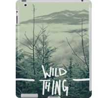 Wild Thing iPad Case/Skin