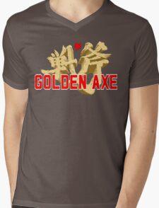 Golden Axe Mens V-Neck T-Shirt