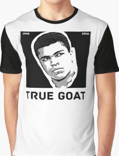 Muhammad Ali Tribute Graphic T-Shirt