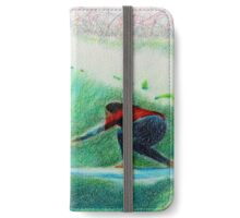 Surfer iPhone Wallet/Case/Skin