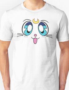 Artemis Cat Sailor Moon Unisex T-Shirt