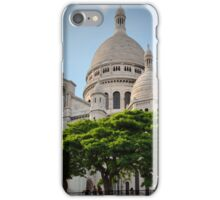 Paris Story, Untitled I iPhone Case/Skin