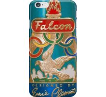 Falcon Vintage Racing Bicycles England iPhone Case/Skin