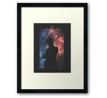 Eleventh Doctor Framed Print