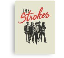 The Strokes Canvas Print