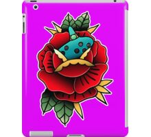 ocarnica rose iPad Case/Skin