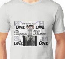 Boyz II Men R&B ballads acappella 4 Unisex T-Shirt