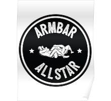 Armbar Allstar Poster