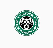 Victor's Black Powder Coffee Unisex T-Shirt