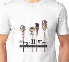 Boyz II Men R&B ballads acappella 9 Unisex T-Shirt