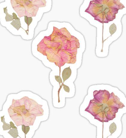 Send Me Dead Flowers Sticker