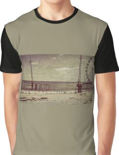 Seaside Heights After Sandy Graphic T-Shirt