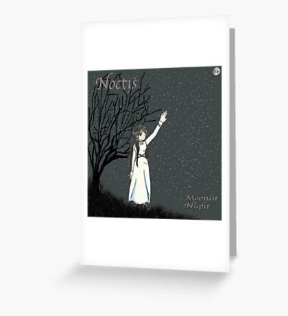 Noctis Greeting Card